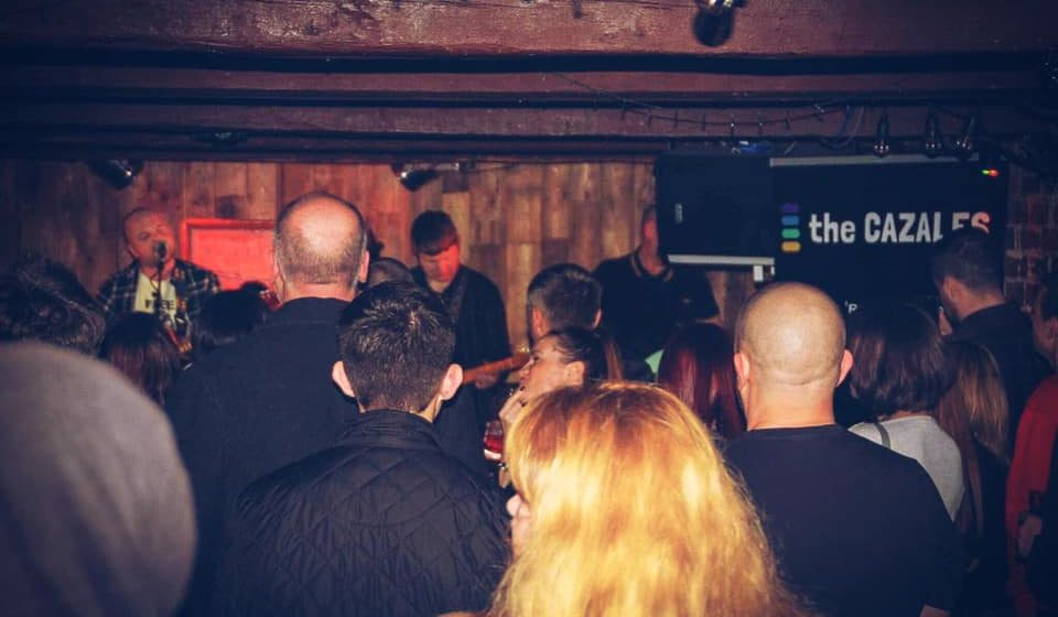 Telford Warehouse Gig